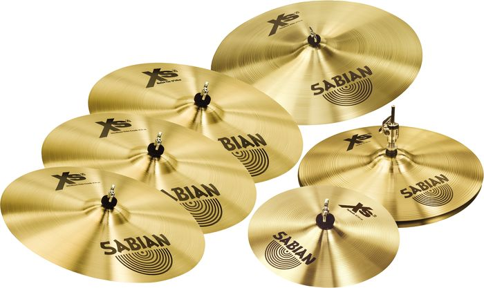 DRUM! – Sabian XS20 Cymbals Reviewed!