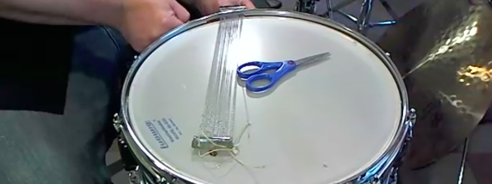 Drummer Talk 05/13/2011 – Snare Drum Makeover (#162)