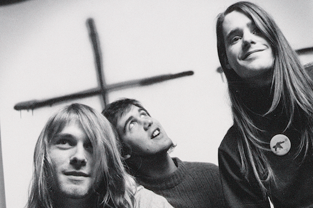 Original Nirvana drummer learns he won't be in the Hall of Fame by text message