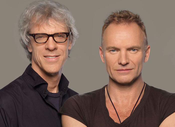"""I wish I'd been nicer to Sting"" – Stewart Copeland"