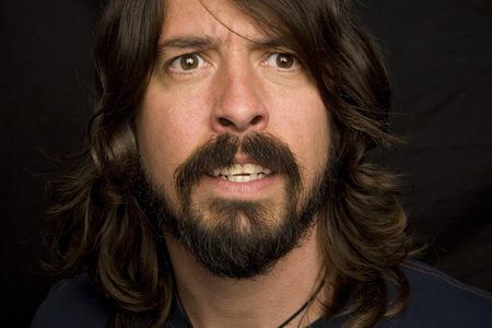 Dave Grohl on Meeting Rush: 'I Started F—ing Crying'