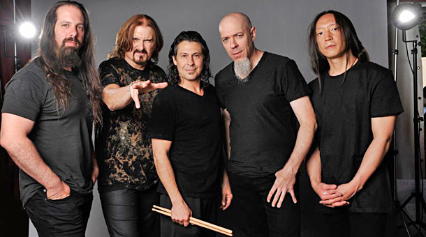 Mangini 'Will Remain Our Drummer Until The Day We're Finished Doing This'