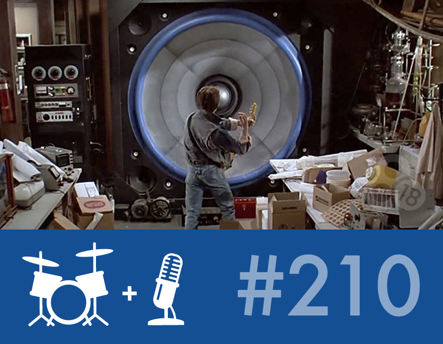 Drummer Talk 210 – Soundproofing 201