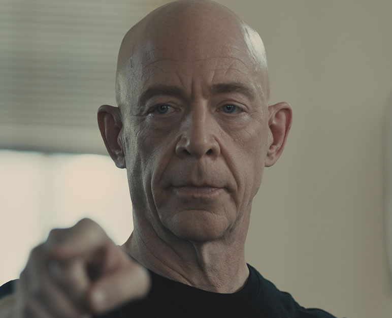 J.K. Simmons plays the most brutal music teacher ever?