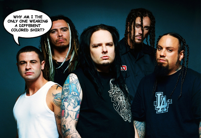 Sorry, Korn fans, Silveria won't be reunited with the band