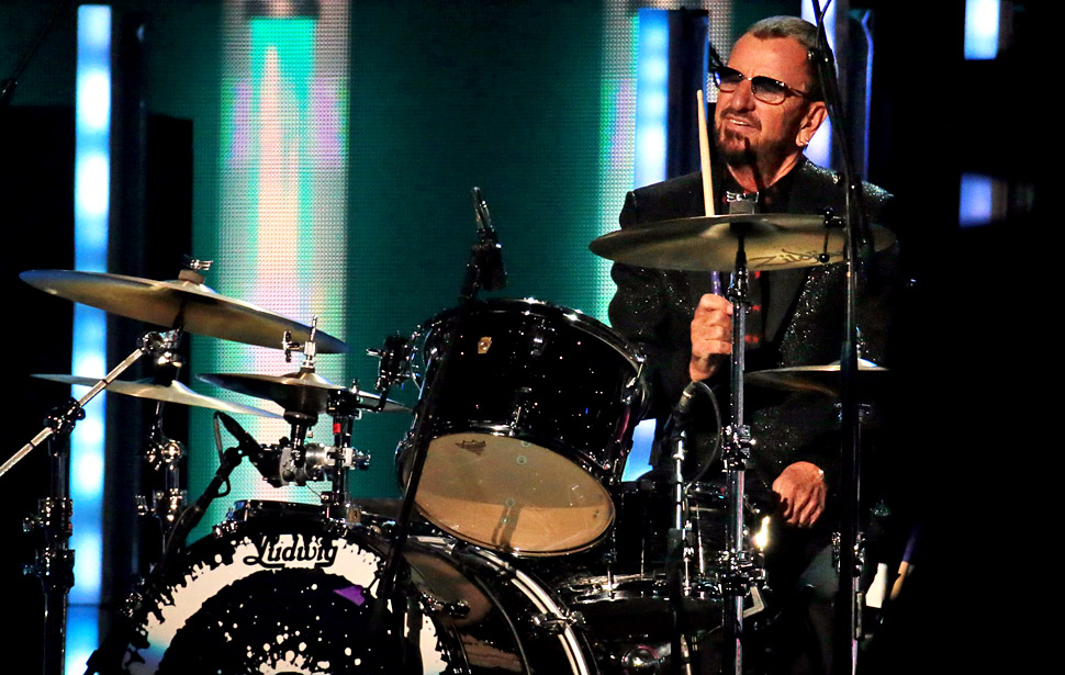 Forbes sums up exactly how I felt about Ringo's Grammy performance.
