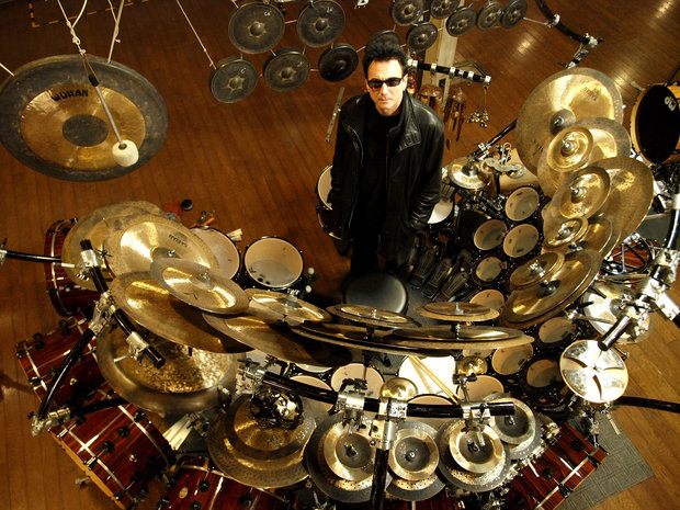 Mixolydianblog Conversation with Terry Bozzio